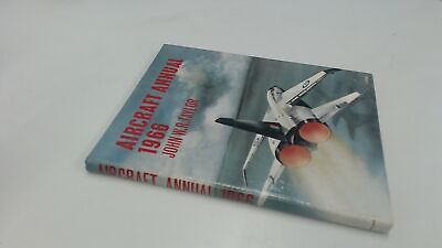 Aircraft Annual 1966, John W.R. Taylor, Ian Allan, Hardcover