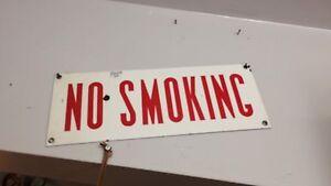 Affiche no smokinc