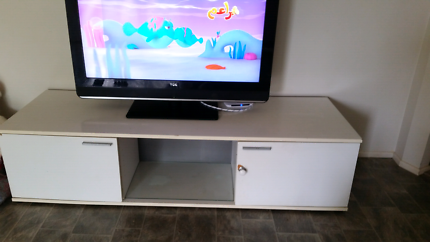 TV unit used good condition