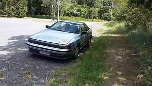 1988 Toyota Celica ST162 SX Kenmore Brisbane North West Preview