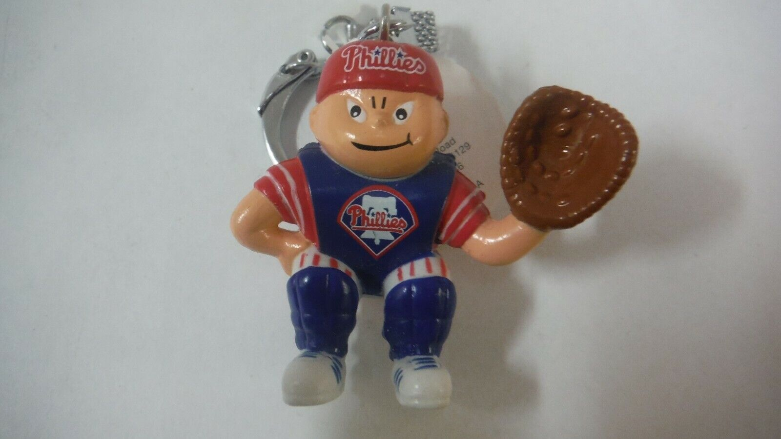 MLB Licensed Lil Sports Brat Baseball Collectible - PHILADEL