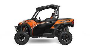 Polaris GENERAL™ 1000 EPS Deluxe - Orange Burst -IN STOCK NOW Fulham West Torrens Area Preview