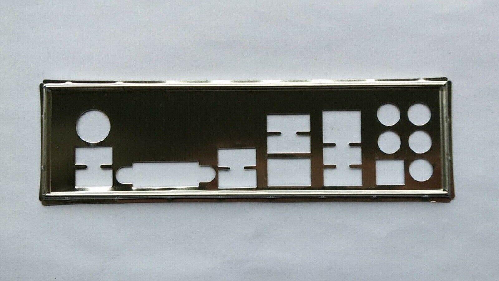 Gigabyte I//O io shield  GA-H97N-WIFI  backplate #G2210 XH Y