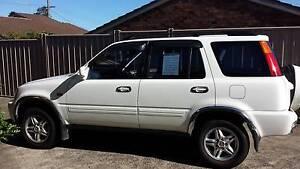 2000 Honda CRV Wagon Umina Beach Gosford Area Preview