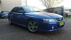 2006 Holden Commodore SV6 VZ 3.6L 6 Cylinder - SPORTS AUTO Waratah Newcastle Area Preview