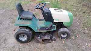 """Viking ride on mower 42"""" cut good for parts or fix up needs carby Ellen Grove Brisbane South West Preview"""
