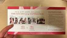 Premium Photoshoot gift card valued at $800 @ Studio504 - Redfern Muswellbrook Muswellbrook Area Preview