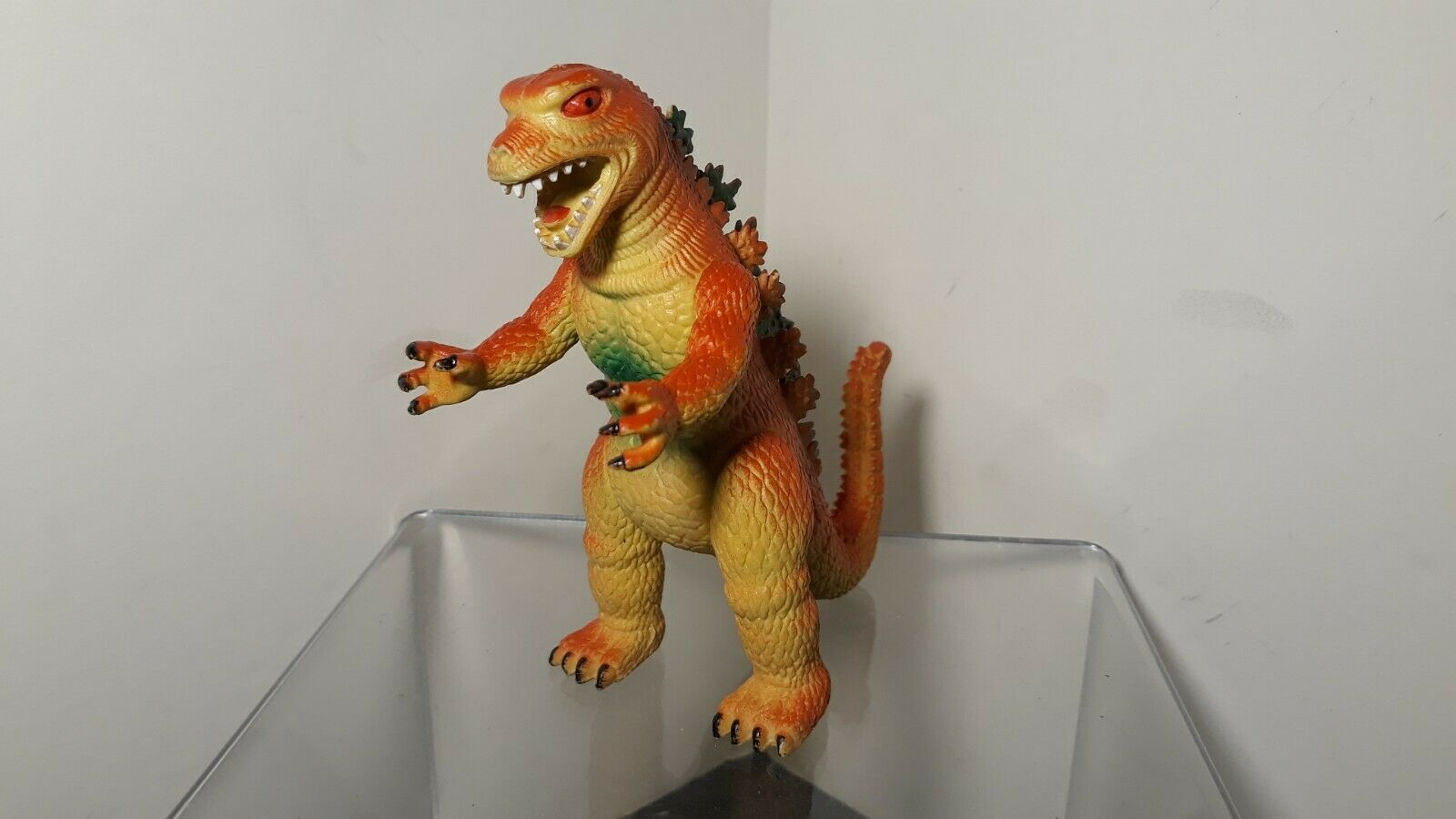 Knock Off Imperial Godzilla KO Bootleg Orange / Yellow / Green