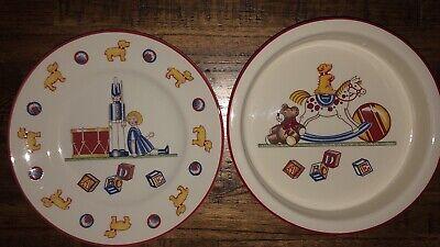 Toys And Co (Tiffany & Co Tiffany Toys - Plate, and Bowl - Mason's)
