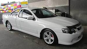 2005 Ford Falcon XR8 Manual Ute Youngtown Launceston Area Preview