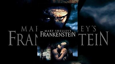 35mm Feature Film ~ MARY SHELLEY'S FRANKENSTEIN ~ 1997 - In time for - Horror Films For Halloween