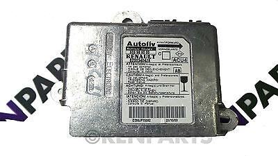 Renault Megane II 2003-2008 Air Bag Detonator Control Module Unit ECU 8200340428