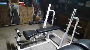 Paramount 3 way bench press. Commercial quality North Sydney North Sydney Area Preview