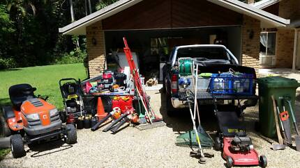 Pool and Garden Care Business for Sale Sunshine Coast