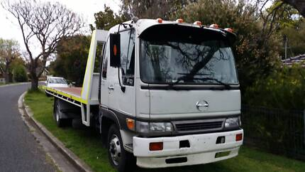 Hino fd ranger tilt slide Rosebud Mornington Peninsula Preview
