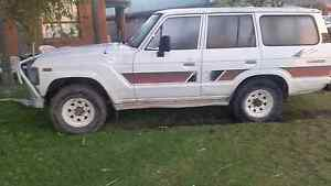 Toyota land cruiser 4x4 last if the barn doors  89 / 90 The Entrance Wyong Area Preview