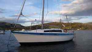 "Yatch for sale ""Chipala "" Lymington Huon Valley Preview"