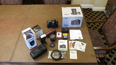 Canon EOS 5D Mark II Digital SLR Camera, EF 50mm f/1.4 Lens and 420EX Speedlite