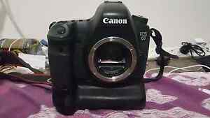 Canon 6D with battery grip Haymarket Inner Sydney Preview