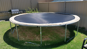 Trampolone Canning Vale Canning Area Preview