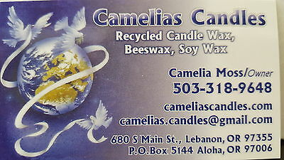 Camelia's Candles
