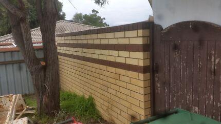 Cream and brown bricks to giveaway  Morphett Vale Morphett Vale Area Preview