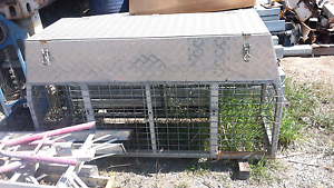 Dog box for sale Barmaryee Yeppoon Area Preview