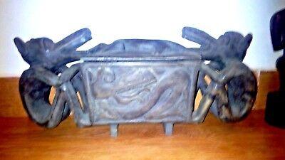 Dayak (Dyak) Box for Tattoo Kit