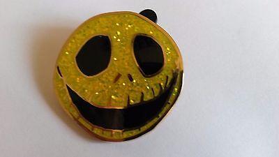 Disneyland Paris Halloween Jack (Jack Skellington Head Happy Yellow Nightmare christmas Disney Paris Dlp Dlrp)