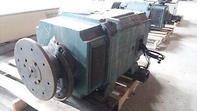 125 Hp Reliance Dc Electric Motor 1800 Rpm Fr B369atz Dpfvbb 500 V Eok