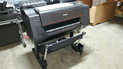 Canon Imageprograf Pro-2000 24 Wide Format Printer Posterphoto Used