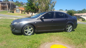 2006 mazda 6. 4cyl manual 134000kms. 2 months nsw rego Banora Point Tweed Heads Area Preview