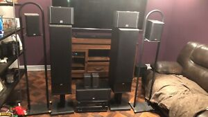 Surroundsound stereo system for sale