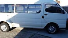 Attention Tradies Couriers Campers. Hiace Commuter. Brighton Brighton Area Preview