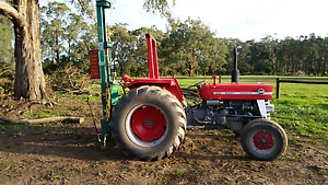 Massey Ferguson tractor 148 Poowong South Gippsland Preview