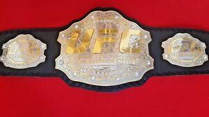 UFC ULTIMATE FIGHTINH CHAMPIONSHIP REPLICA BELT