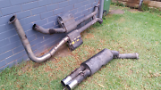 Exhaust vt/vz diffillipo ute cat back. Wantirna Knox Area Preview