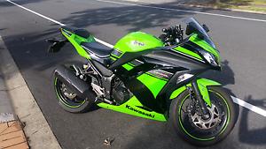 Kawasaki Special Edition  Ninja 300 Jindalee Brisbane South West Preview