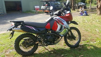 Klr650 2012