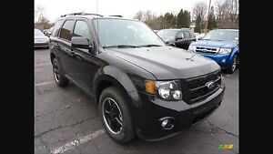 Ford escape 2011 xlt sport