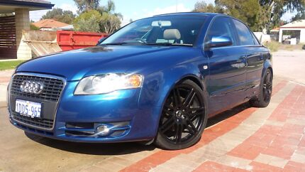 2005 Audi A4 - 1.8 Turbo Kenwick Gosnells Area Preview