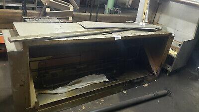 8 Grill Hood Stainless Steel Restaurant Equipment
