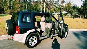 1998 Suzuki Grand Vitara Wagon 4x4 Mooloolaba Maroochydore Area Preview