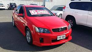 2008 Holden Commodore SV6 6 Speed manual Sedan Clovelly Park Marion Area Preview
