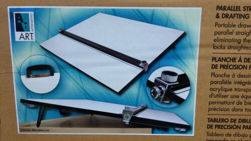 20x26 Drafting Board with Parallel Straightedge
