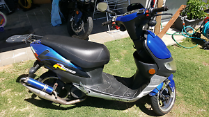 Keeway SCP Runna 2008 50cc NEGOTIABLE Cannington Canning Area Preview