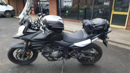 Suzuki dl650 2015
