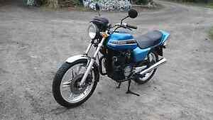1982 Honda CB250N Classic twin Lower Inman Valley Victor Harbor Area Preview
