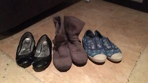 Girls shoes size 12-13