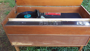 Retro record player Kriesler Somerton Hume Area Preview